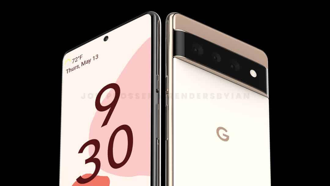 Google Pixel 6 & Pixel 6 Pro Leaks