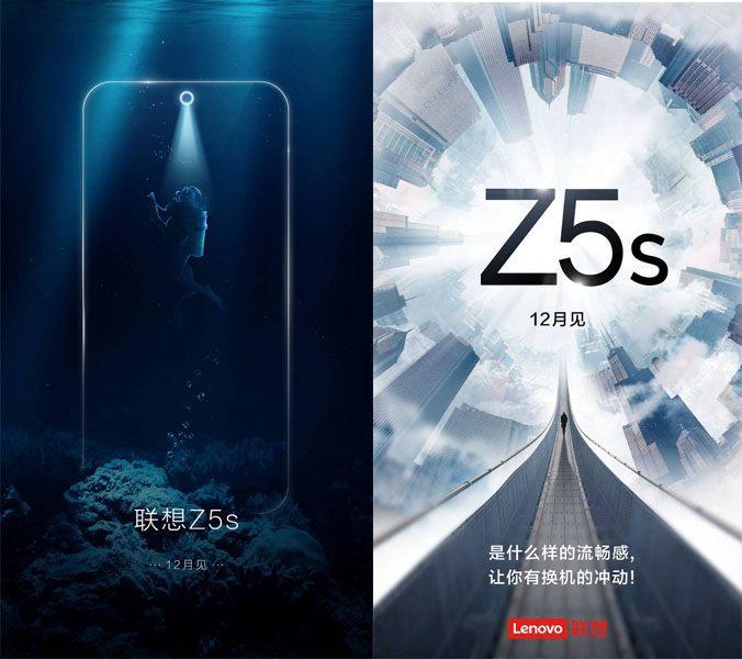lenovo Z5s
