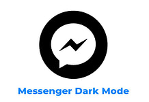 How to Enable dark mode in Messenger