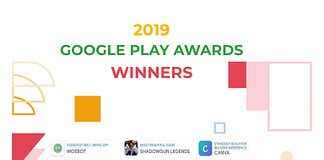 2019 Google Play Awards